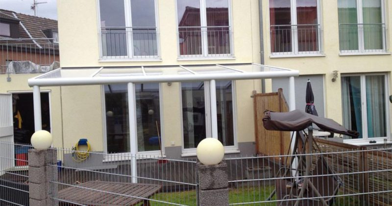 Terrassendach Düren Wintergarten Überdachung Terrassenüberdachung