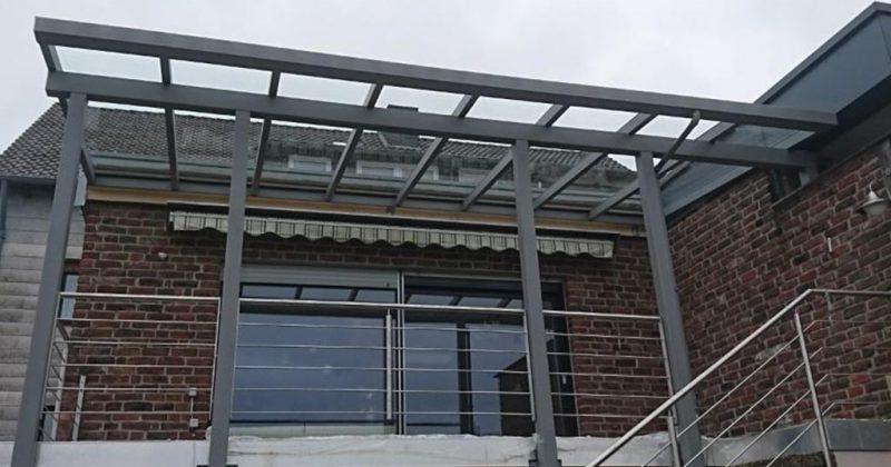 Terrassendach Niederkrüchten Wintergarten Überdachung Terrassenüberdachung